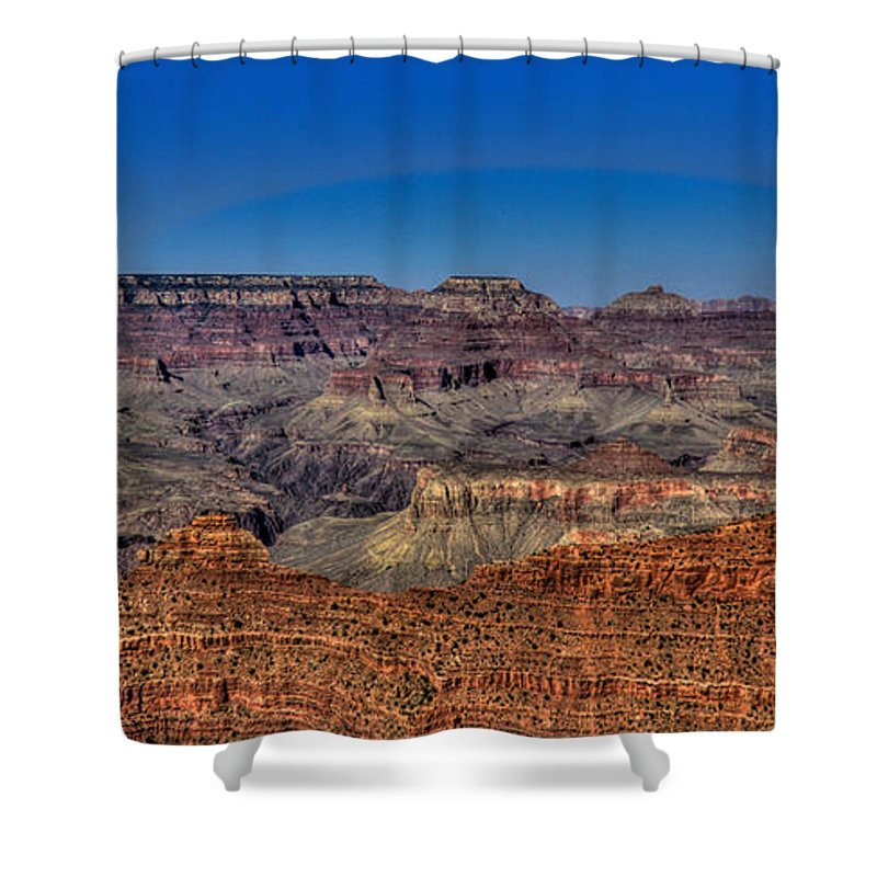 Grand Canyon Shower Curtain featuring the photograph Grand Canyon by Jonny D