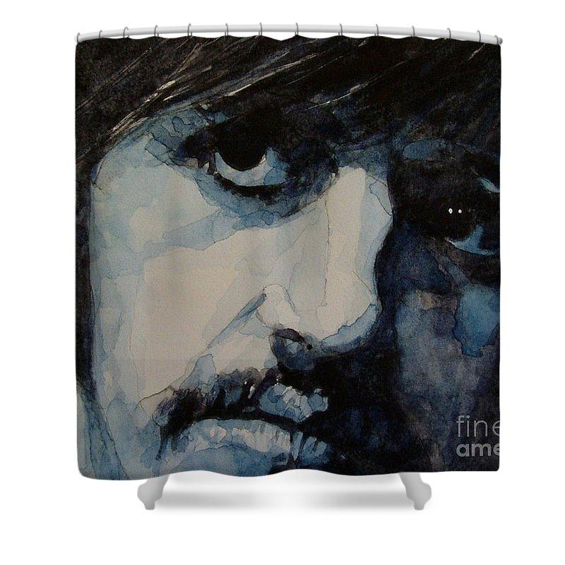 Ringo Starr Shower Curtains
