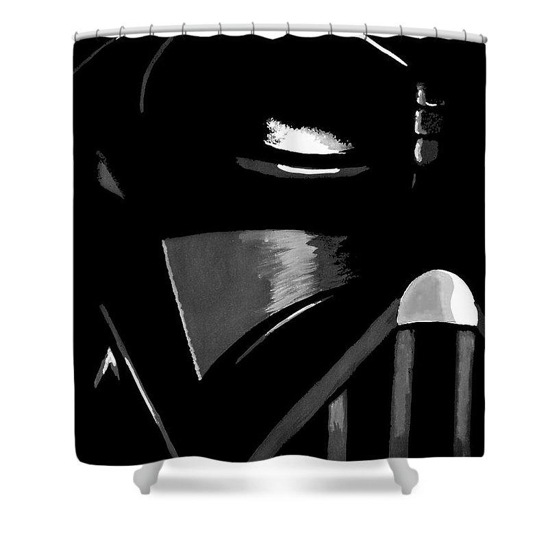 Darth Vader Shower Curtains