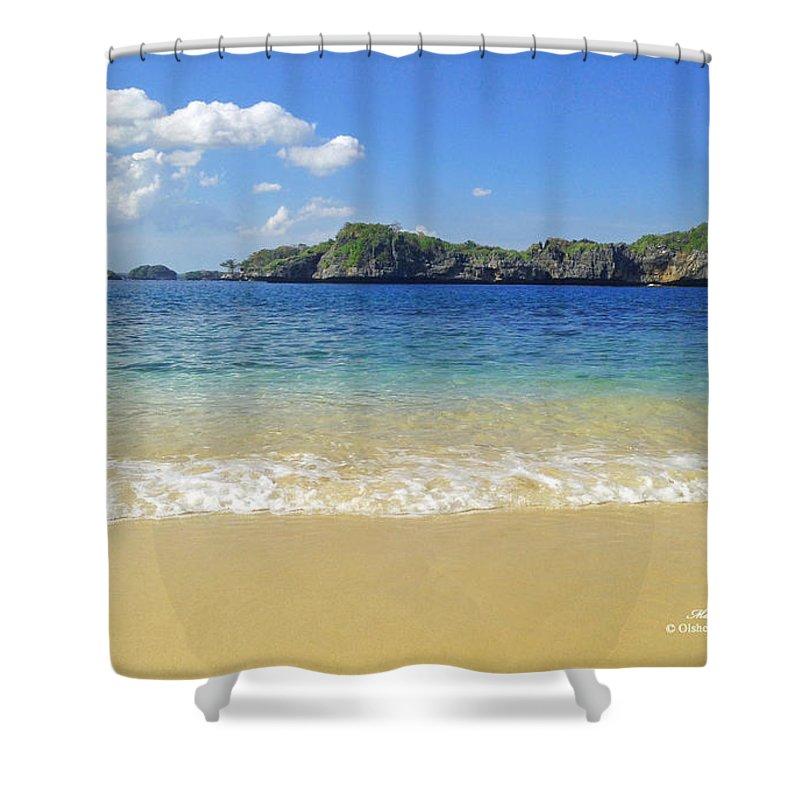 100 Islands Shower Curtain featuring the photograph 2013 12 17 03 100 A Islands by Mark Olshefski