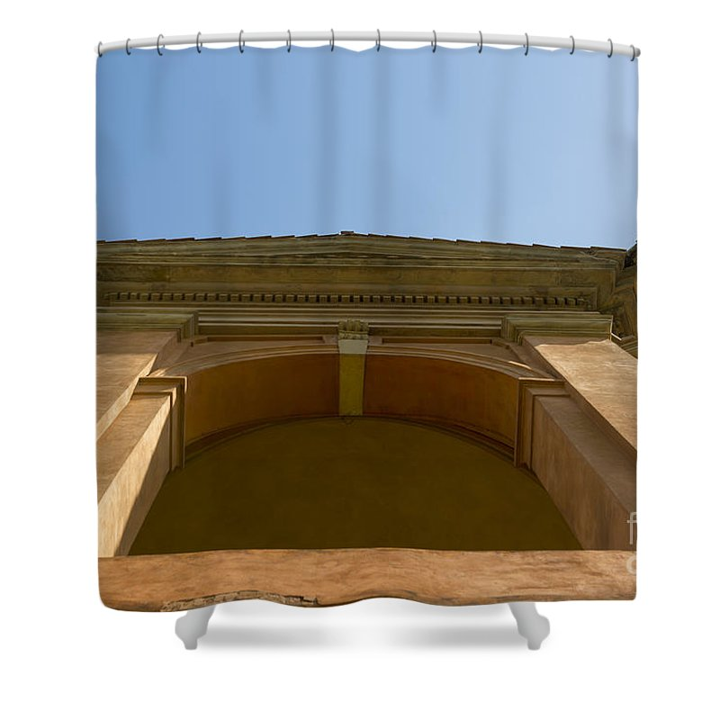 Arch Shower Curtain featuring the photograph Arch by Mats Silvan