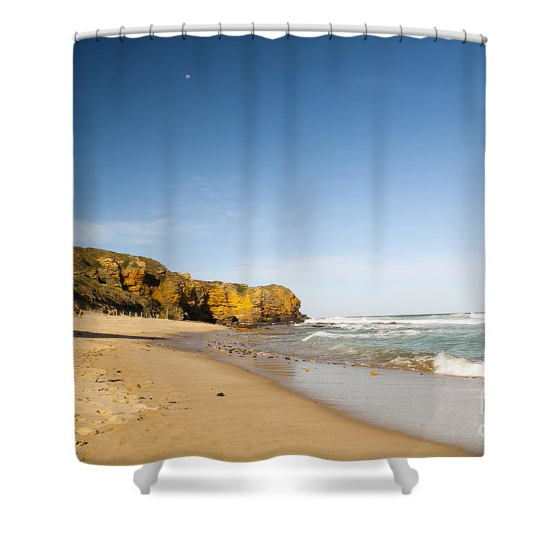 Australia Shower Curtain featuring the photograph Great Ocean Road by Tim Hester