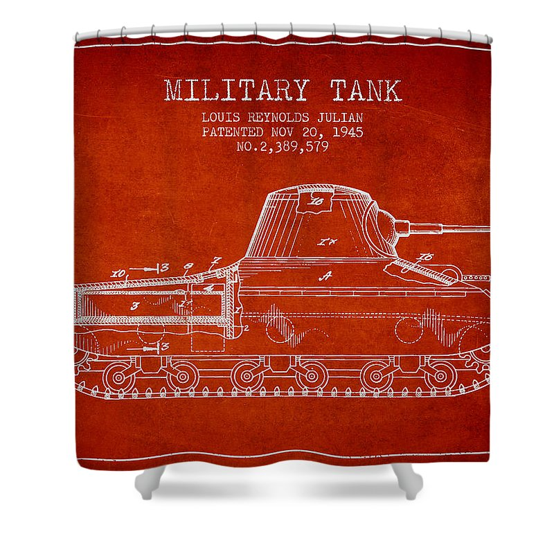 Armoured Vehicle Shower Curtains