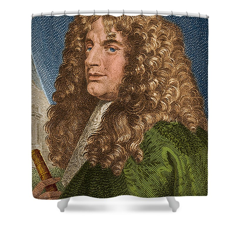 Science Shower Curtain Featuring The Photograph Giovanni Cassini Italian French By Source