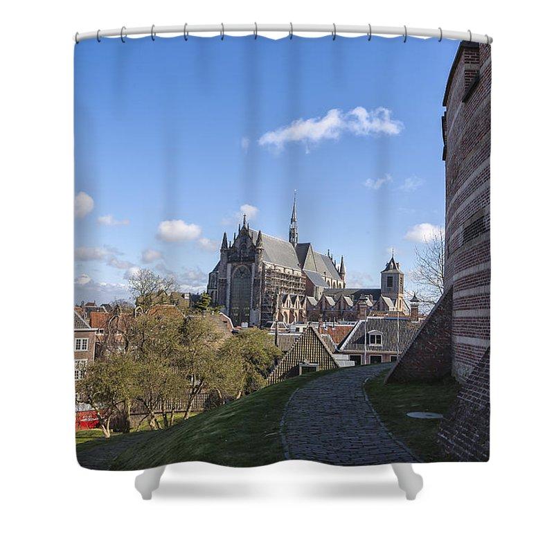 Leiden Shower Curtain featuring the photograph Leiden by Joana Kruse