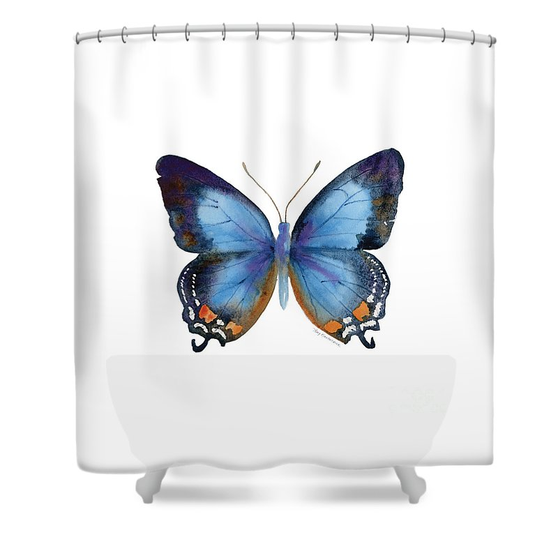 Wings Shower Curtains