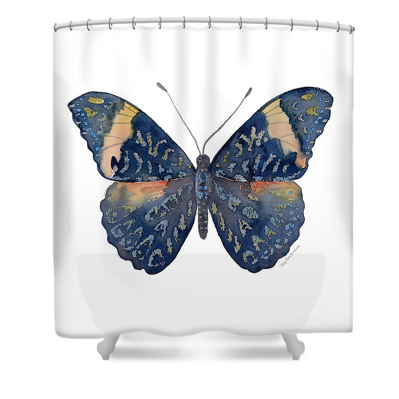 Butterfly Wings Shower Curtains