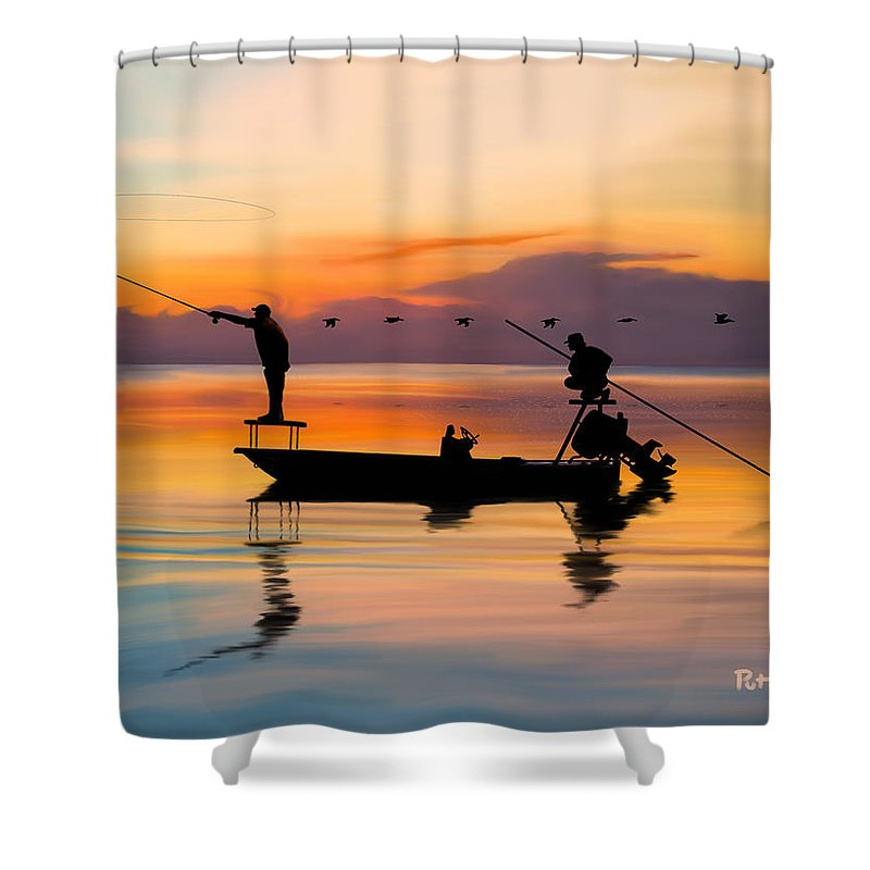Boating Shower Curtains
