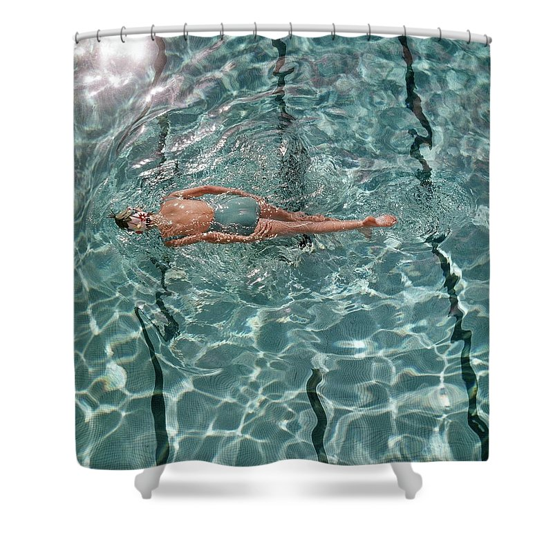 Pool Shower Curtains