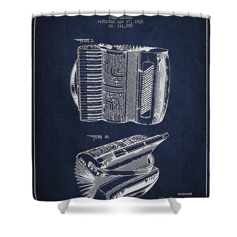 Accordion Shower Curtains