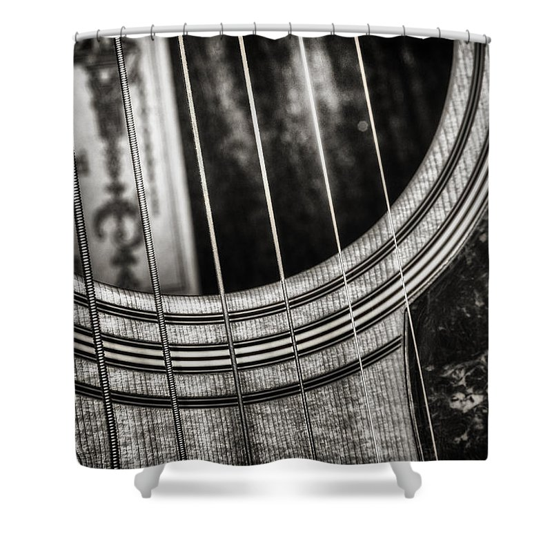 Strum Shower Curtains