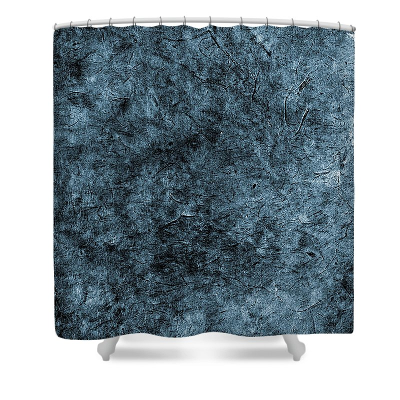 Abstract Shower Curtain featuring the photograph Aged Paper Texture by Tim Hester