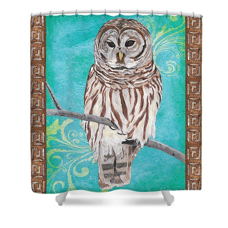 Designs Similar to Aqua Barred Owl