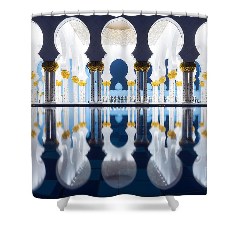 Arabian Shower Curtains