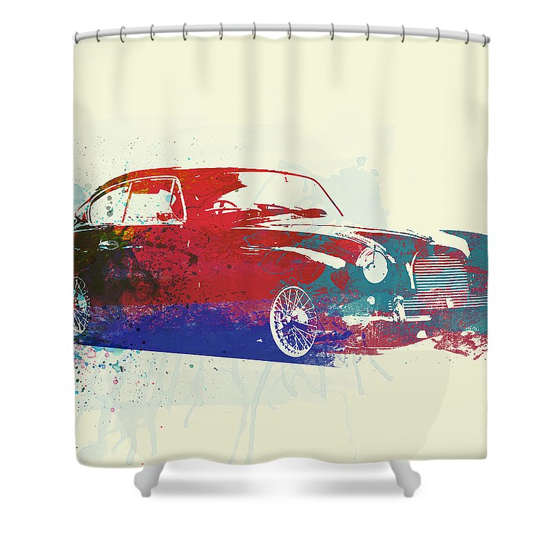 Martin Shower Curtains