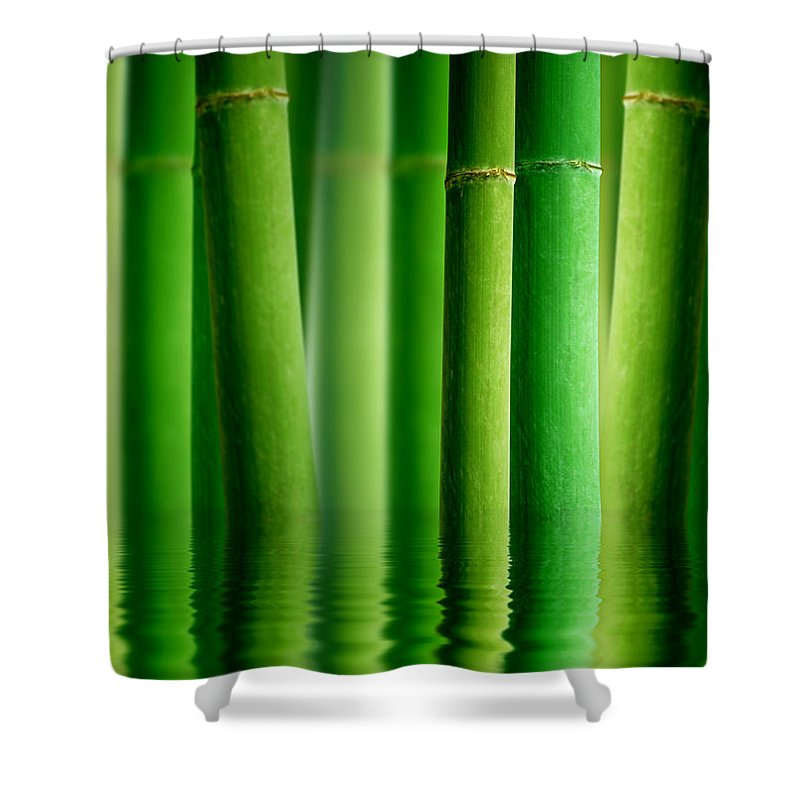 Fengshui Shower Curtains