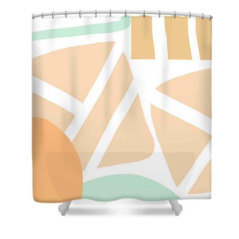 Shapes Shower Curtains