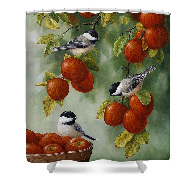 Autumn Shower Curtains