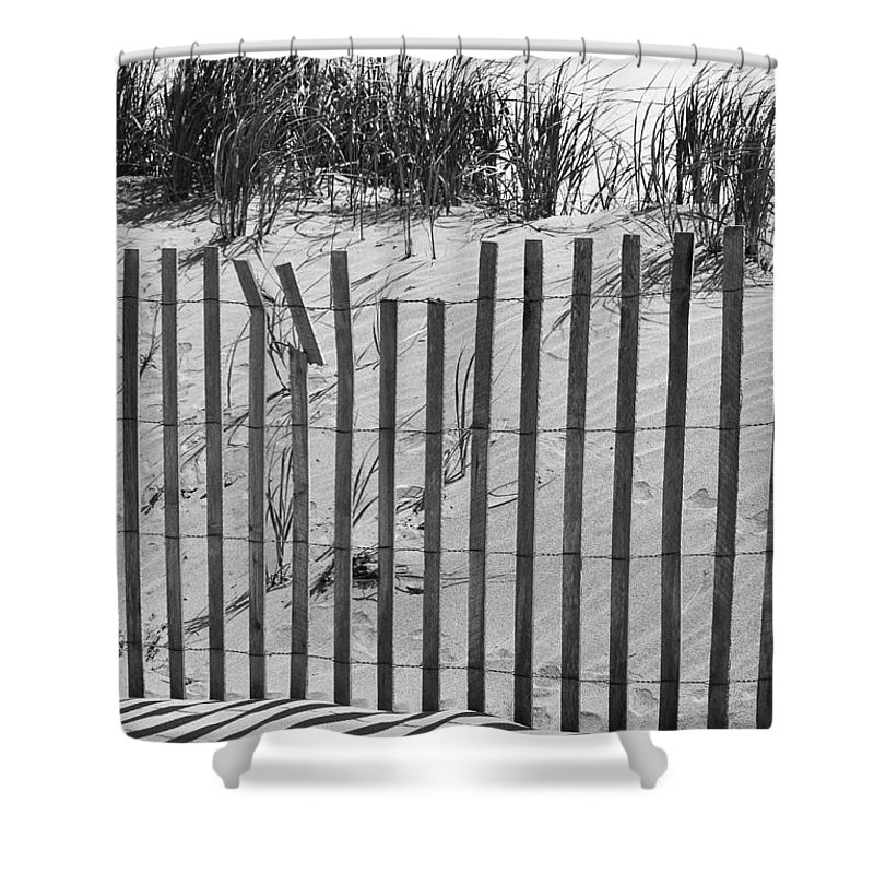 Vancouver Shower Curtain featuring the photograph Breath And Wind by The Artist Project
