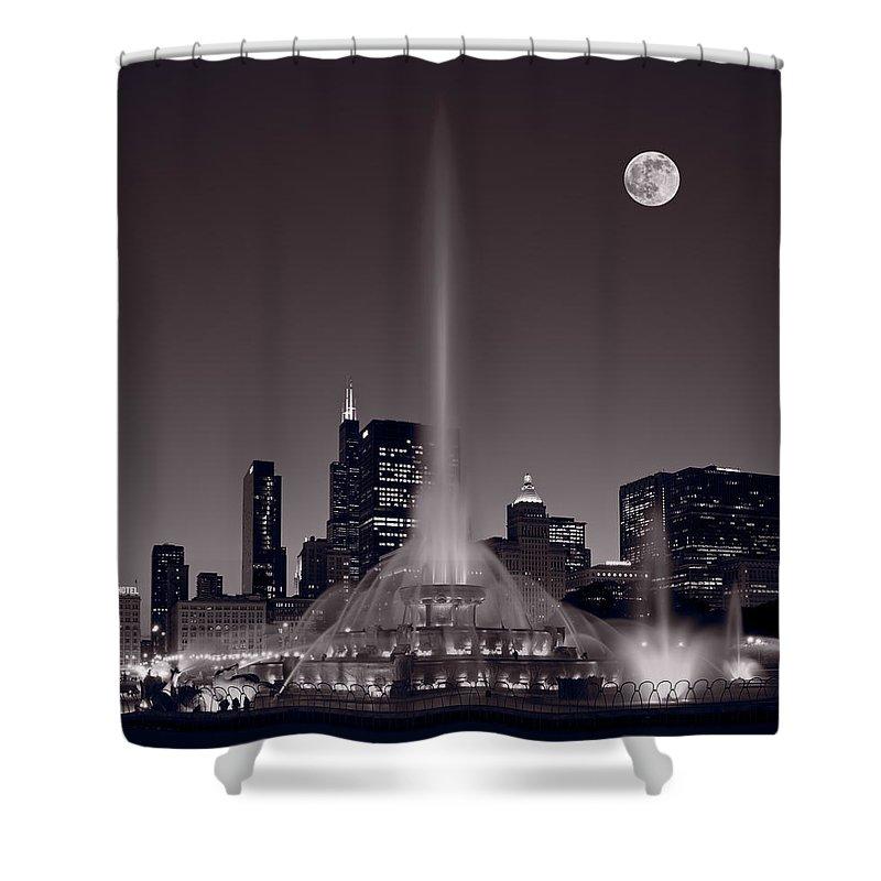 Grant Park Shower Curtains