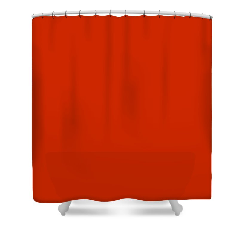 Abstract Shower Curtain featuring the digital art C.1.204-40-0.7x2 by Gareth Lewis