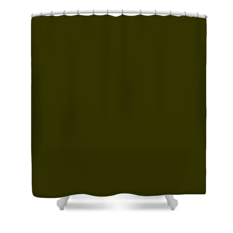 Abstract Shower Curtain featuring the digital art C.1.51-50-0.7x7 by Gareth Lewis
