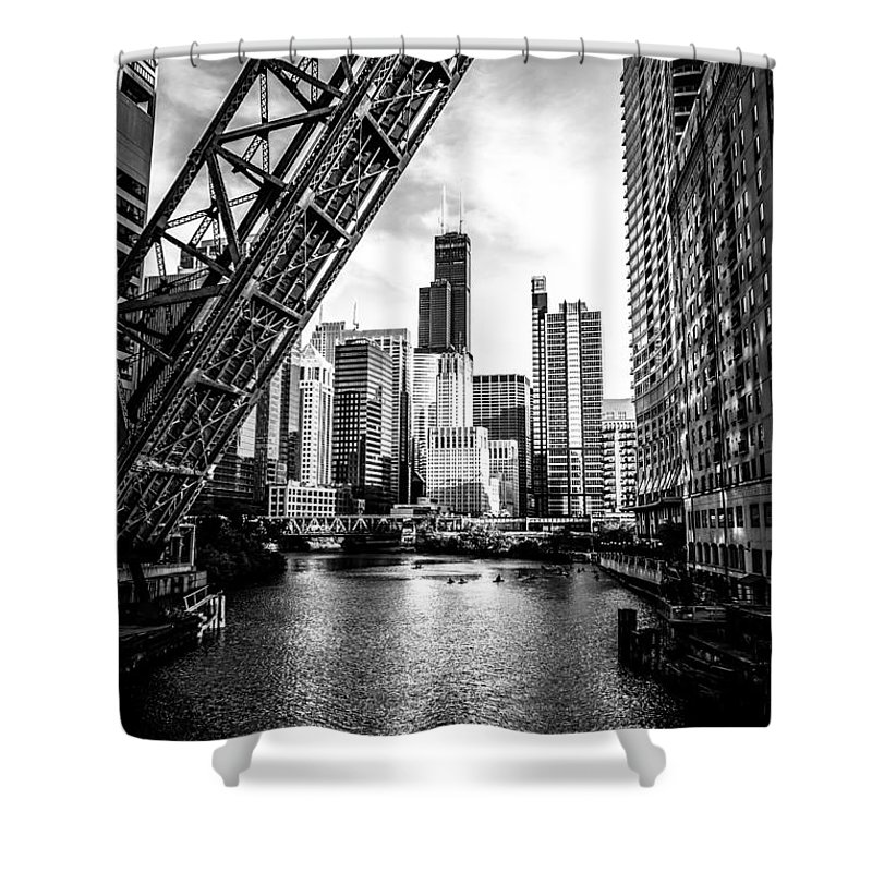 City Shower Curtains