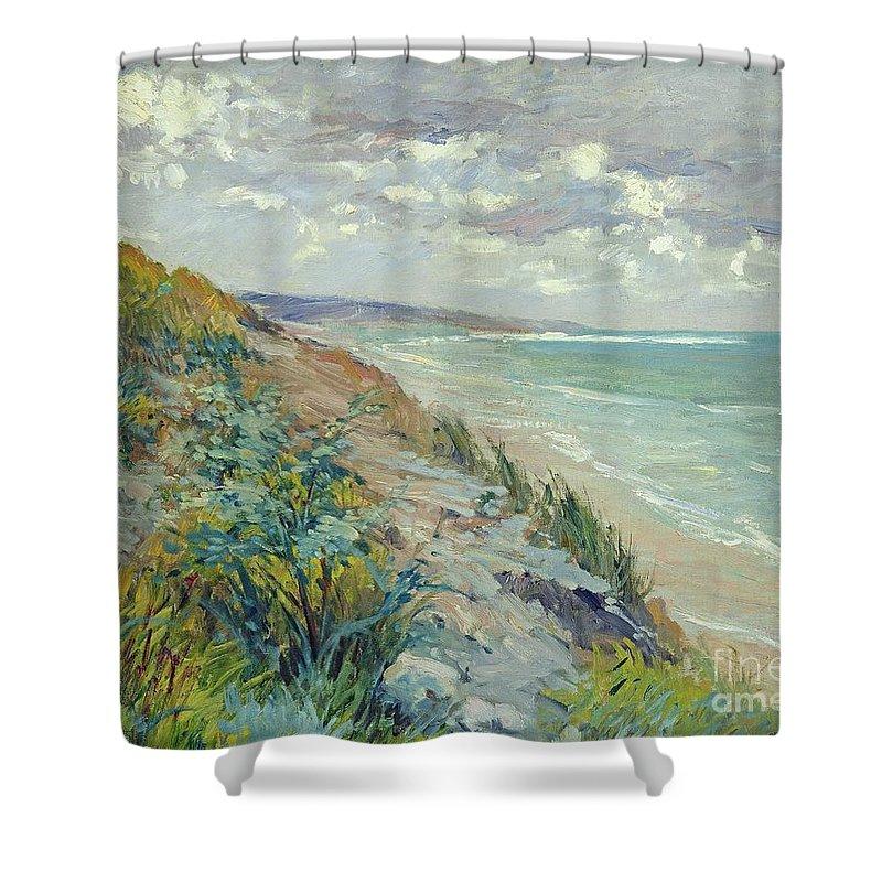 Coastal Landscape Shower Curtains