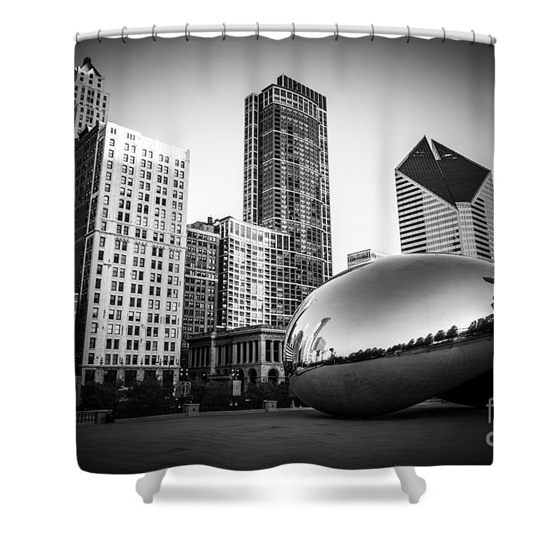 Grant Park Shower Curtains