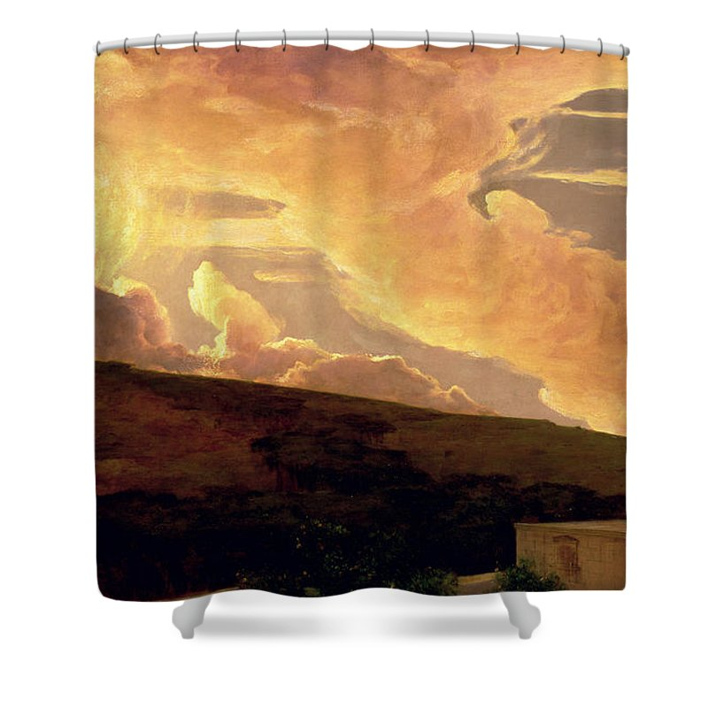 Dawn Shower Curtain Featuring The Painting Clytie C1890 92 By Frederic Leighton