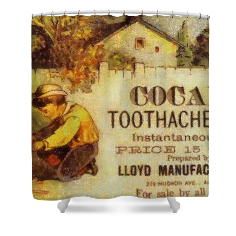 Designs Similar to Cocaine Toothache Drops