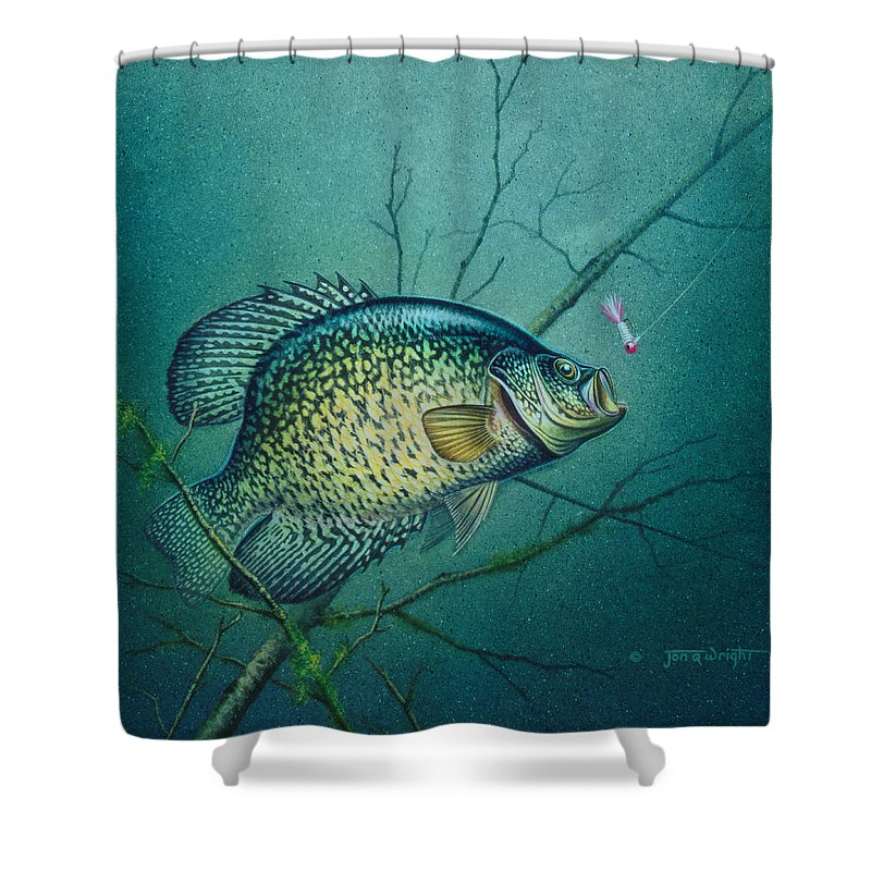 Angling Shower Curtains