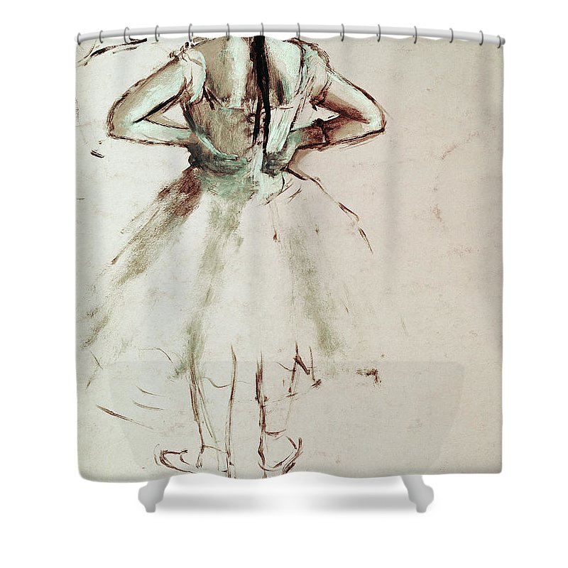 Degas Shower Curtains