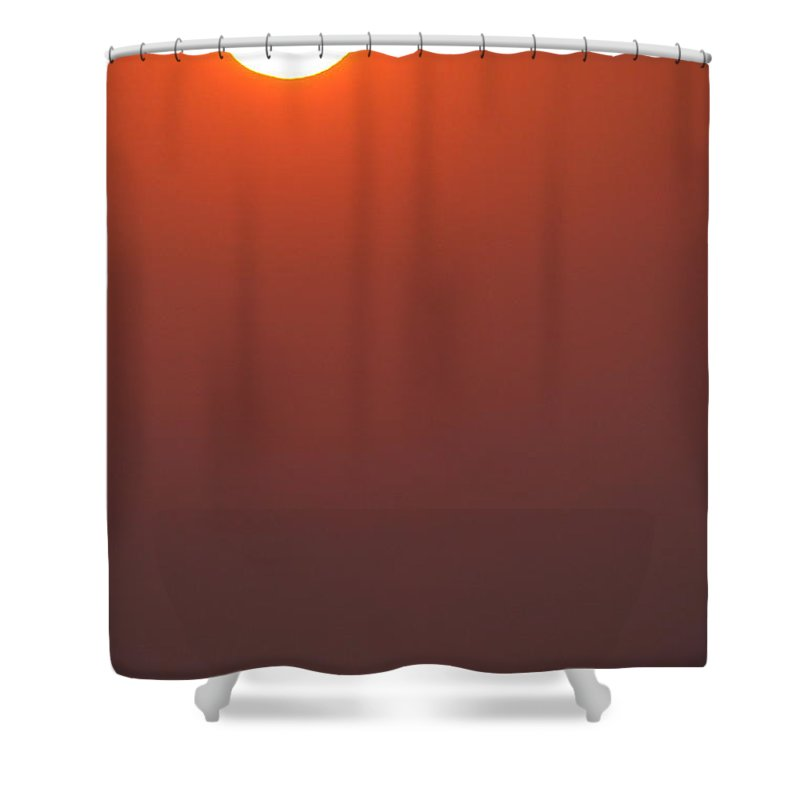 Dawn Shower Curtain featuring the photograph Dawn Fishing 2am-24908 by Andrew McInnes