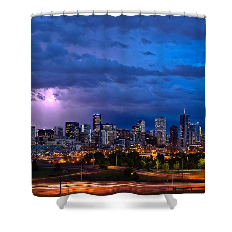 Colorado Shower Curtains