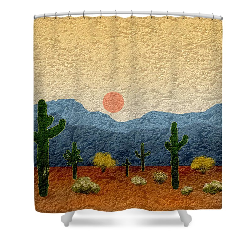 Southwest Shower Curtains