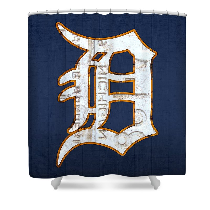 Old Road Shower Curtains