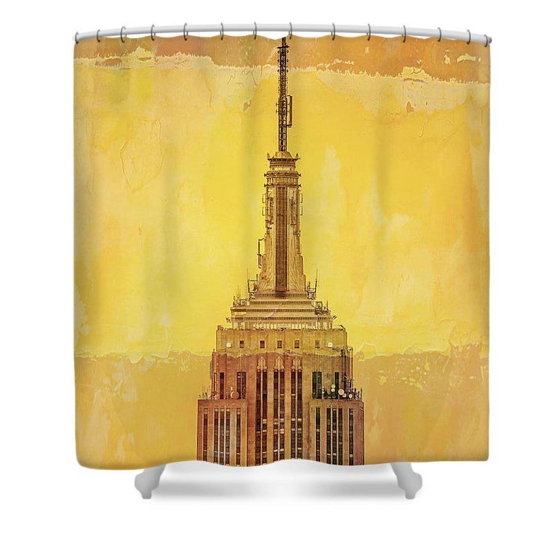 Manhattan Shower Curtains