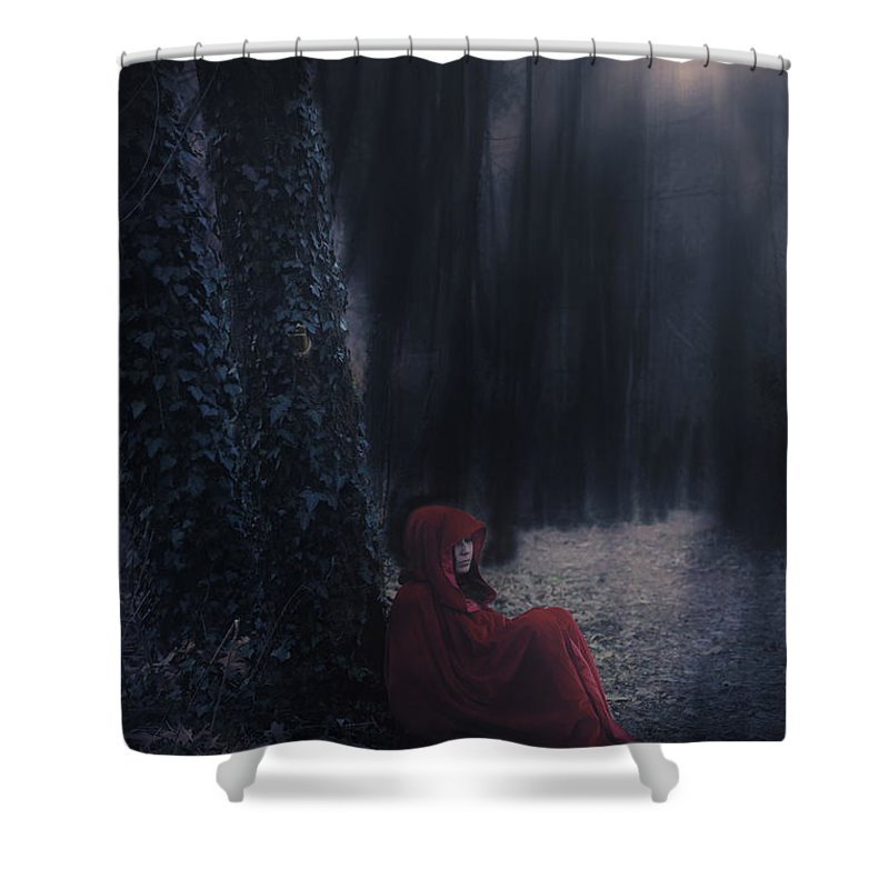 Phantasy Shower Curtains