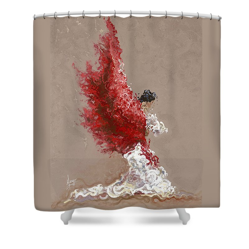 Spanish Shower Curtains
