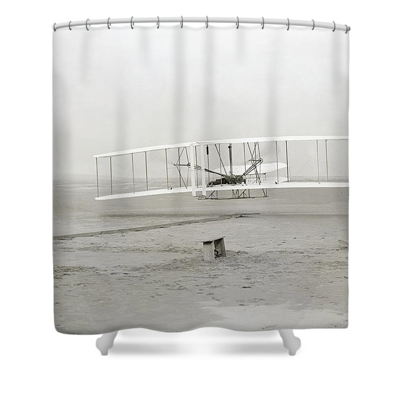 Airplane Shower Curtains