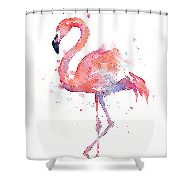 Paint Shower Curtains
