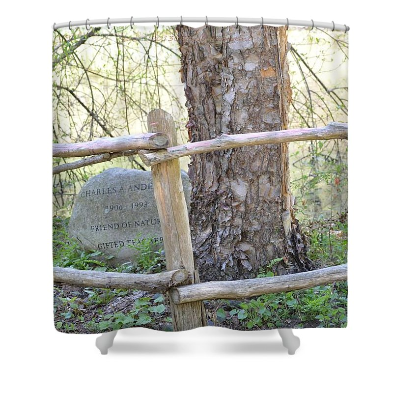 Friend Of Nature Shower Curtain featuring the photograph Friend Of Nature by Sonali Gangane