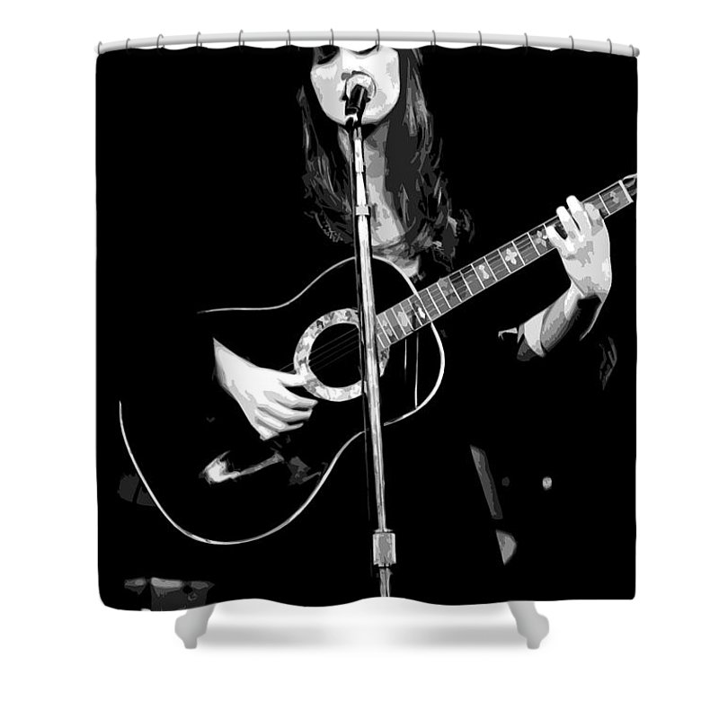 Heart Shower Curtain featuring the photograph Heart #19a by Ben Upham