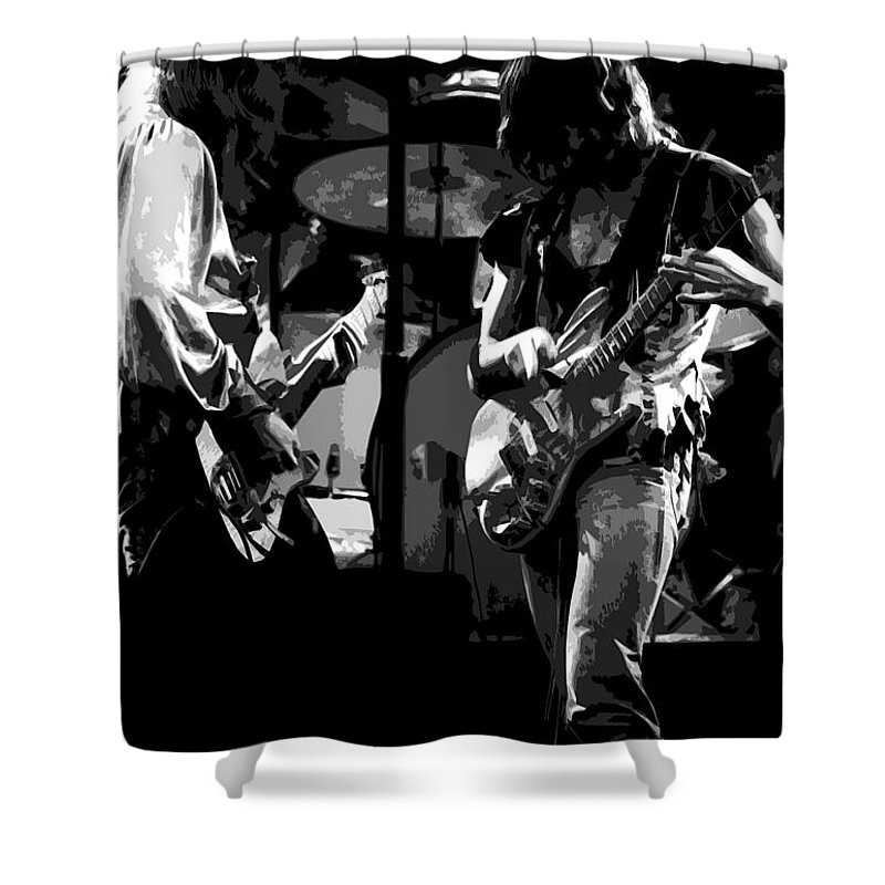 Heart Shower Curtain featuring the photograph Heart #34a by Ben Upham