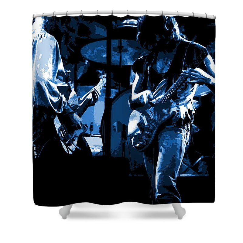 Heart Shower Curtain featuring the photograph Heart #34ab by Ben Upham