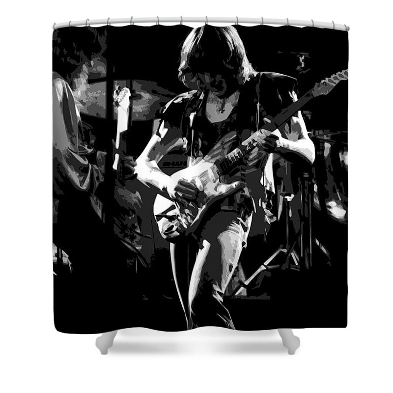 Heart Shower Curtain featuring the photograph Heart #35a by Ben Upham