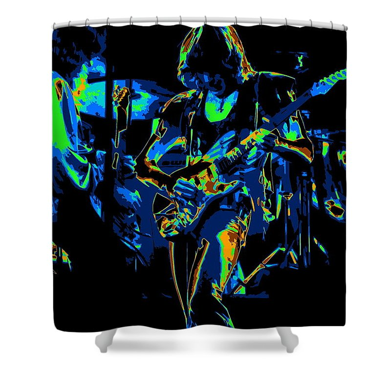 Heart Shower Curtain featuring the photograph Heart #35abc by Ben Upham