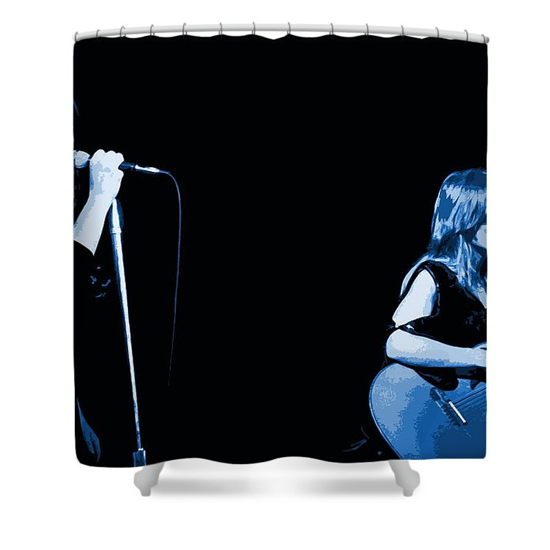 Heart Shower Curtain featuring the photograph Heart #56ab by Ben Upham