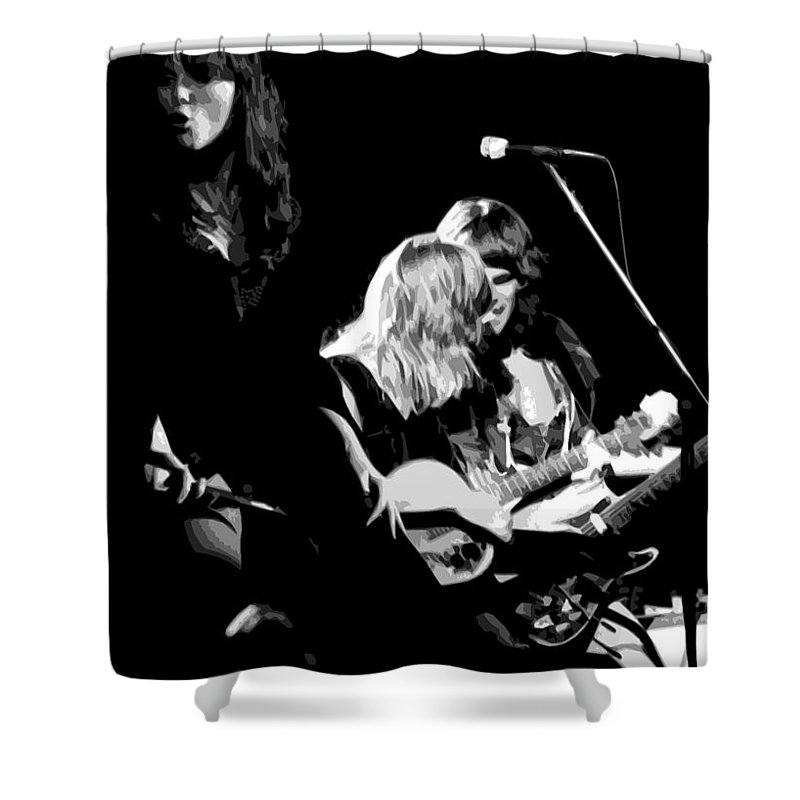 Heart Shower Curtain featuring the photograph Heart #87a by Ben Upham